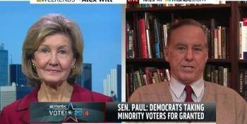 Howard Dean Calls Out K.B. Hutchison's Defense Of Voter Suppression