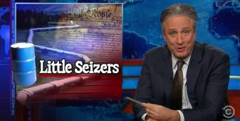 Jon Stewart Slams Republican Hypocrisy On Eminent Domain