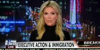 Megyn Kelly Admits Fox News Uses 'Amnesty' To Fire Up Haters