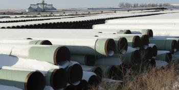 Senate Keystone XL Vote Fails To Clear Filibuster, Fails 59-41