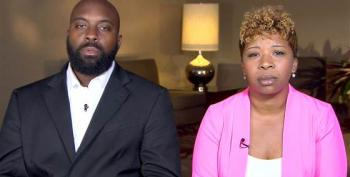 Mike Brown's Mom On Darren Wilson: 'His Conscience Was Clear?'