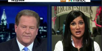 Dana Loesch Steamrolls The Ed Show With Her Sweet Little Obamacare Lies