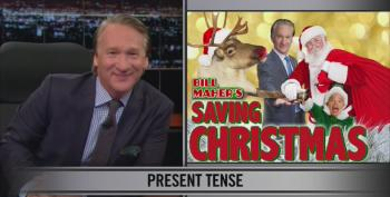 Bill Maher Has Some Suggestions On How We Can Save Christmas