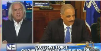 Bob Massi Esq. Claims Eric Holder Represents Only One Contingency: Blacks