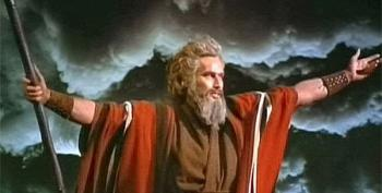 Texas Approves Textbook Teaching Moses As One Of The Founding Fathers
