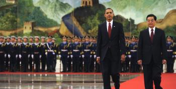 President Obama Strikes Historic Climate Change Accord With China