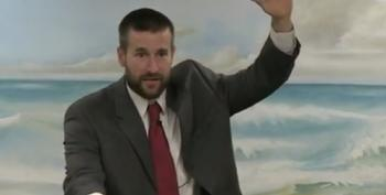 'Christian' Pastor Prays For President's Death, Calls Obama's Mother A Whore