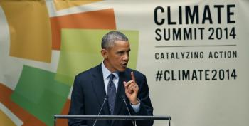 Obama Pledges $3 Billion To U.N. Green Climate Fund