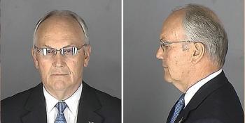 Idaho GOP Hires Larry 'Wide Stance' Craig