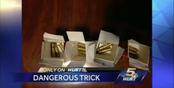 Mom Finds Bullets In Preschooler's Milk Duds Box