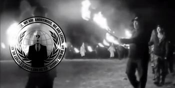 Anonymous Takes Control Of KKK's Twitter Account -- Let The Trolling Begin!