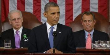 Republicans Mull Barring Obama From Delivering State Of The Union Address