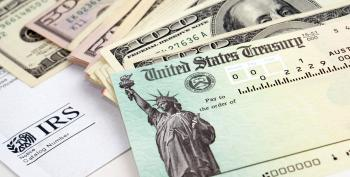Give Americans A $2000 Check From 'Deferred' Corporate Taxes