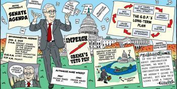 Mitch McConnell's Senate Agenda