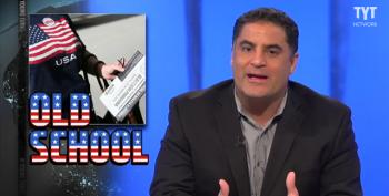 Cenk Uygur Explains Why Old White People Run The Country