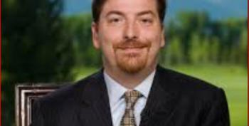 Chuck Todd Forgets About The Real Republican Agenda
