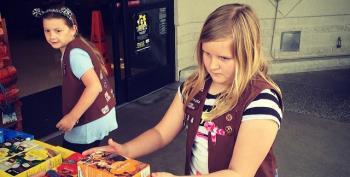 Girl Scouts Go Digital With Cookie Sales