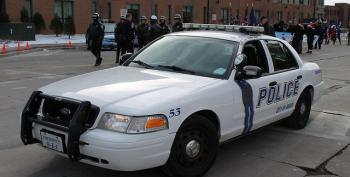 Hundreds Of Police Homicides Go Unreported
