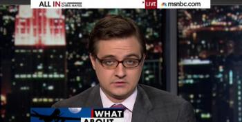 Chris Hayes Rants At Torture Apologists And Moral Idiots