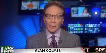 Conservatives Turn Their Twitter Rage On Alan Colmes After Fox News Appearance