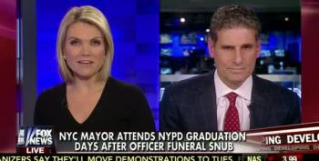 Fox News Trolls Mayor De Blasio To Apologize To NYPD