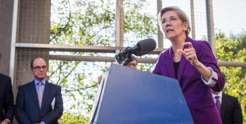 Warren: CitiGroup 'Literally' Wrote Last-Minute Budget Bill Provision