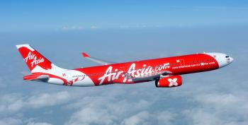 AirAsia Flight From Indonesia Loses Contact With Air Traffic Controllers
