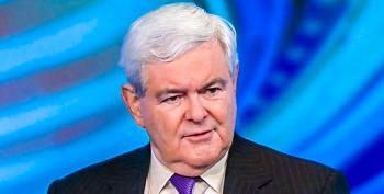 Gingrich: Koch's Unlimited Spending Needed To 'Offset' Barbara Walters And 'Elite Media'