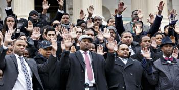 Congressional Staffers Walk Out In Support Of Eric Garner, Mike Brown