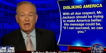 Bill O'Reilly Slams Samuel L. Jackson For Being On The 'Grievance Train'