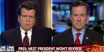 Rick Santorum Plays Coy On Whether He's Ready To Join The GOP 2016 Grifter's Club