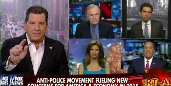 Fox Pundits Attack Black Leaders For Setting Back Race Relations In America