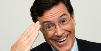 Open Thread - Goodbye, Colbert Report