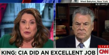 Rep. Peter King Wants Us To 'Stop Hating' The Poor Picked On CIA