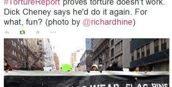Open Thread - Hey Dick Cheney!