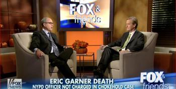 Fox News: Criticizing The Grand Jury Will Destroy America