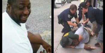 Grand Jury Says No Charges In NYC Chokehold Case