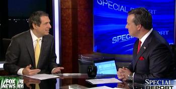 Fox's Henry And Kurtz Carp About Media Truthfully Reporting Obama's Poll Numbers