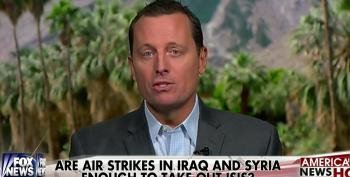 Fox's Grenell Attacks Obama For Not Bringing In More Ground Troops To Fight ISIS