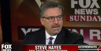 Steve Hayes Pooh-Poohs Involvement Of Human Rights Lawyers In Classifying Prisoners At Gitmo