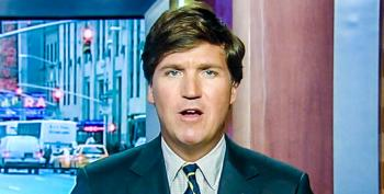 Tucker Carlson: Ban Satanists Displays; Only 'Legitimate Religions' Are 'Reality' At Christmas