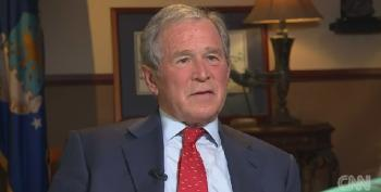 George Bush Can't Fathom Eric Garner Verdict: 'Hard To Understand'