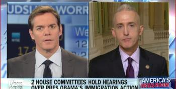Trey Gowdy: Don't Take President Obama's Bait On Immigration