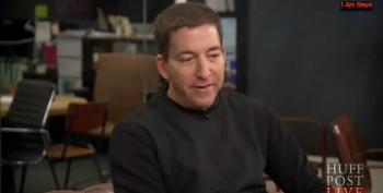 Greenwald: Cheney Should Be In Prison, Not On 'Meet The Press'