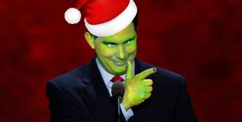 Scott Walker: Oy To The World!