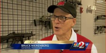You Can Now Shoot Automatic Weapons Near Disneyworld, Hooray!