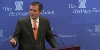 No, Ted Cruz Did Not Say That Bush-Era Interrogation Tactics Were Torture
