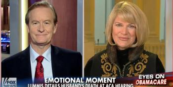 Cynthia Lummis Lies And Blames Obamacare For Her Husband's Death