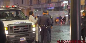 NYPD Throw YouTube Personality To Ground For Dancing Behind Them