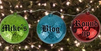 Merry Christmas From Mike's Blog Round Up